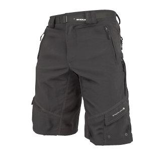 Endura hlačice Men's Hummwee Black S