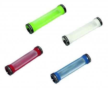 Gripovi Lock-on gel-zeleni ASG-21109