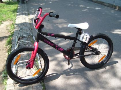 BMX Rampage Matt-Black