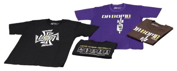Majica T-shirt crna DB.