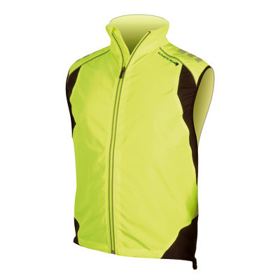 Endura jakna Laser Gilet Hi-Viz Yellow L