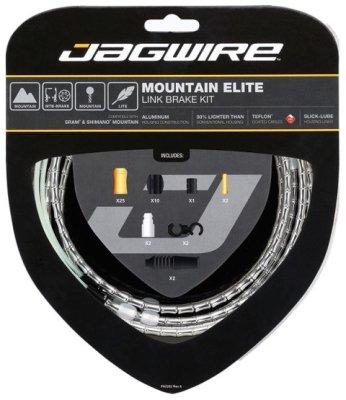 Jagwire mjenjački set LINK-mtb srebrni MCK551