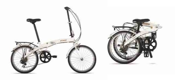 """Bicikl sklopivi Metropolitan 20"""""""