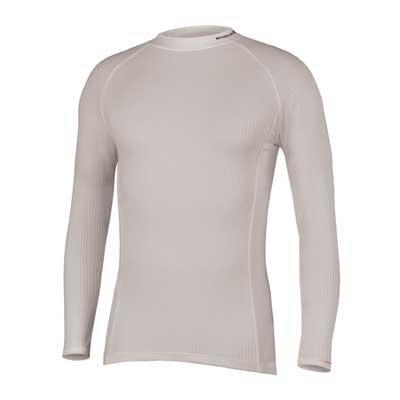 Endura majca Transrib Baselayer white M