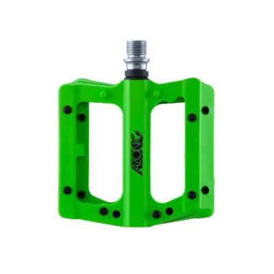 Pedale Azonic Blaze Neon Green