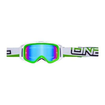 Goggle Oneal B3 FLATgreen/radium
