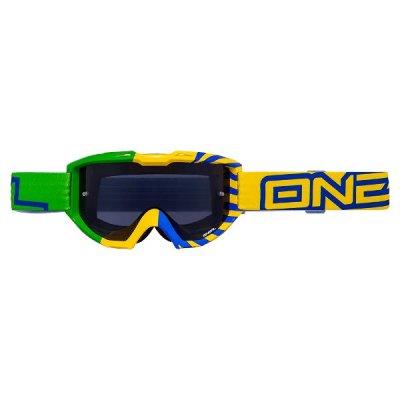 Goggle Oneal B1 Okinawa grn/ylw