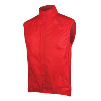 Endura jakna Pakagilet Red L