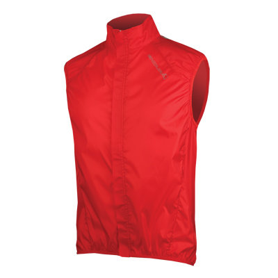 Endura jakna Pakagilet Red XL