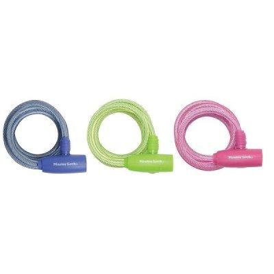 Lokot Master Lock sajla/ključ 1800x8mm u boji