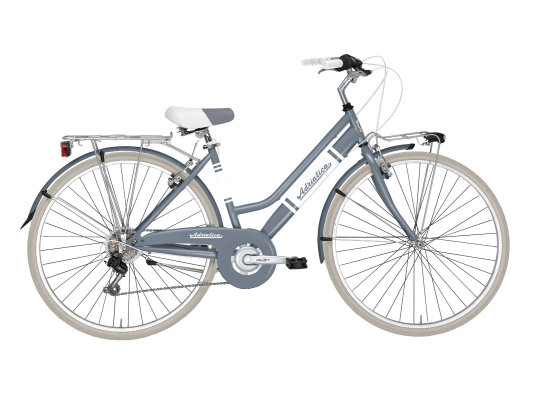 "Adriatica bicikl Panarea lady 28"" siva"