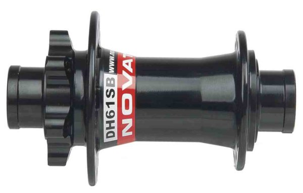 Naba I Disk Novatec 110x20mm 32h