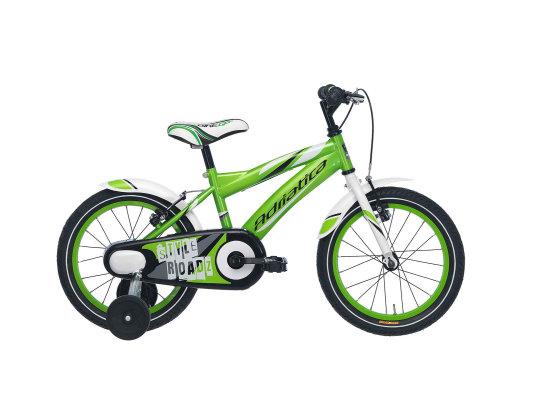 """Adriatica dječiji bicikl muški 16"""" zeleni"""