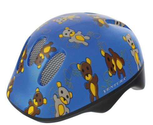 "Kaciga dječija XS ""TEDDY"" plava 48-52cm 734072"