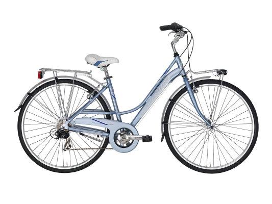 Adriatica bicikl City 3 ženski 45cm plavi