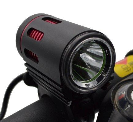 Svjetlo aku LED EBL-301G BLK
