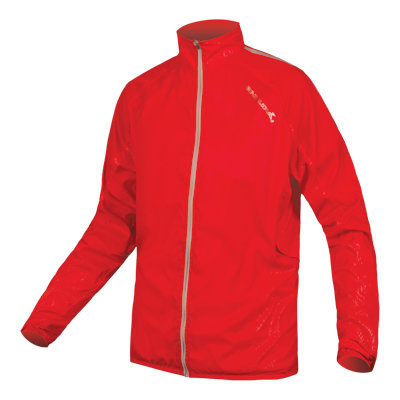 Endura jakna Pakajak II crvena XL