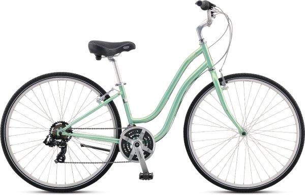 "Jamis bicikl Citizen 1, 21br lady 14"" 2017."