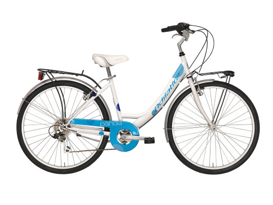 """Adriatica bicikl Panda 6-brzina 26"""" bijelo/zeleni"""