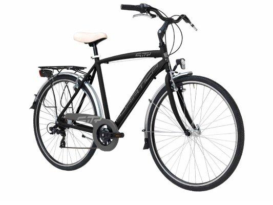 Adriatica bicikl City 3 muški 6-br crni 50cm 2018.