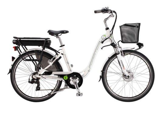 Adriatica Elektrobicikl E-bike E1 Lady BJELI