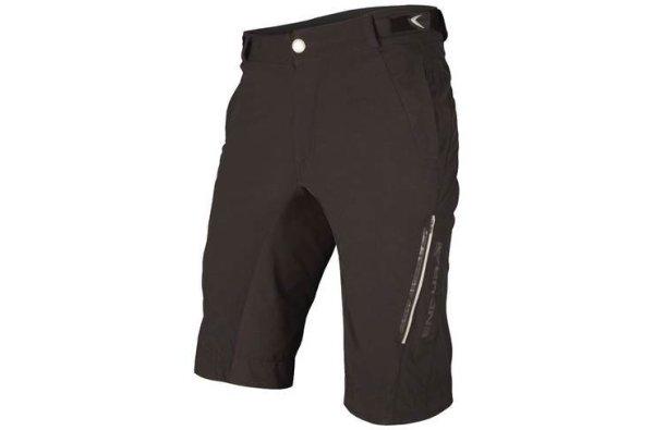 Endura hlačice Singletrack Lite black L
