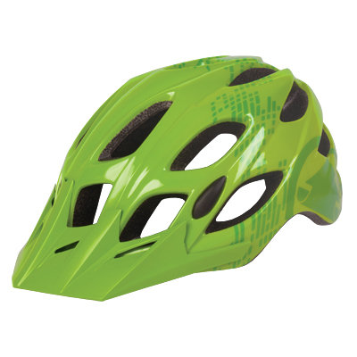 Endura kaciga Hummvee Gloss Green L-XL