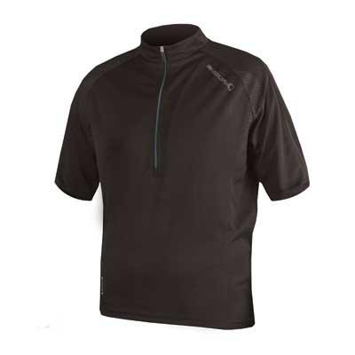 Endura majica Xtract S/S black M