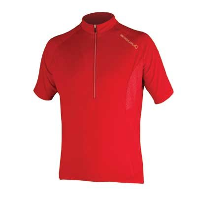 Endura majca Xtract S/S red M