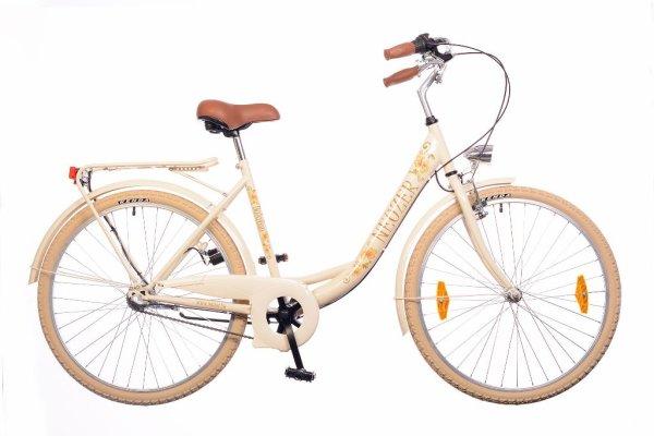"Neuzer bicikl Balaton Premium 28"" Nexus-3 18"" krem"