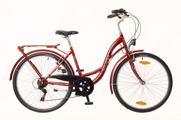 "Neuzer bicikl Venezia 6 26"" 17"" Crvena"