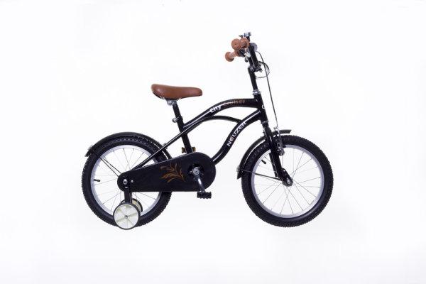 """Neuzer bicikl dječiji Cruiser 16"""" Crni"""