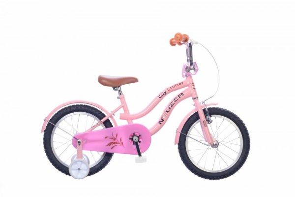 """Neuzer bicikl dječiji Cruiser 16"""" Rozi"""