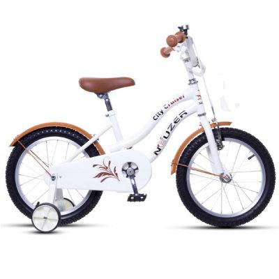 """Neuzer bicikl dječiji Cruiser 12"""" Bijeli"""