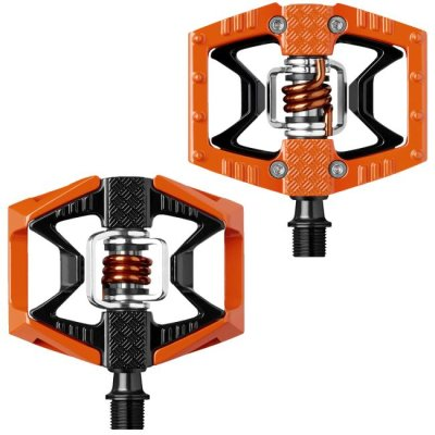 Pedale Crank Brothers Double Shot Orange