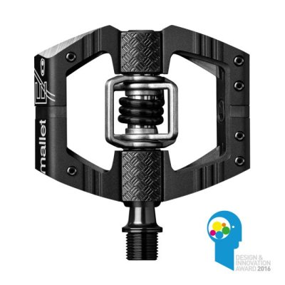 Pedale Crank Brothers Mallet E Blk