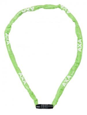 Lokot AXA Lanac/Šifra Rigid 1200x3,5 Green