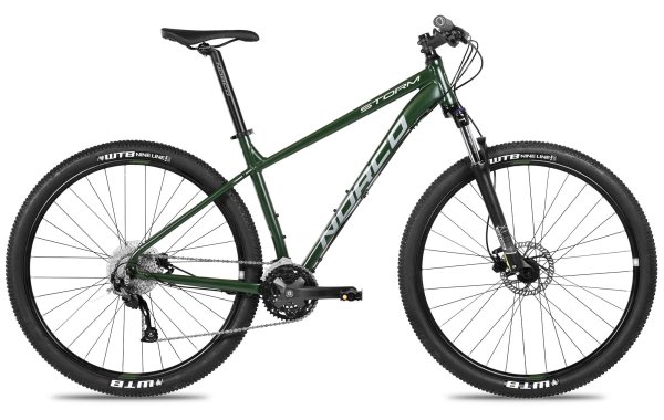 Norco bicikl Storm 2 S27 green 2018.
