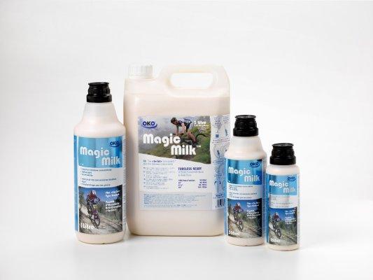 Tekučina za Tubeless OKO Magic Milk 250 ml