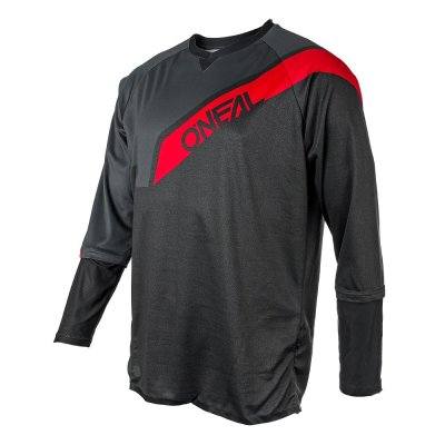 Dres Oneal Stomrider grey/red L