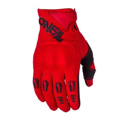Rukavice ONeal HARDWEAR IRON red M/8.5