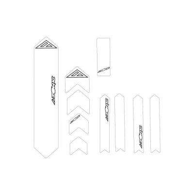 Zaštita rame AZONIC prozirna XL