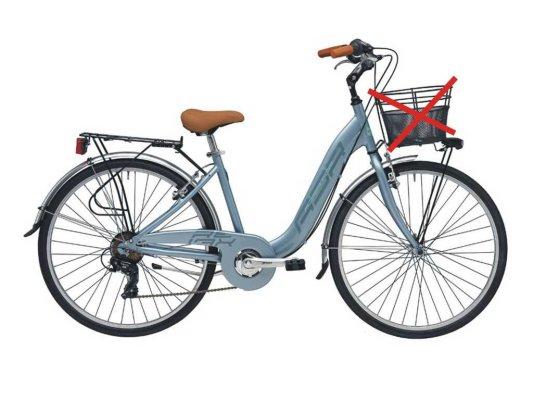 """Adriatica bicikl Relax 28"""" Alu 6-br SIVI 2018"""