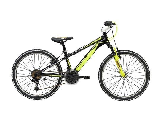 """Adriatica dječji bicikl ROCK 24"""" crno/žuti"""