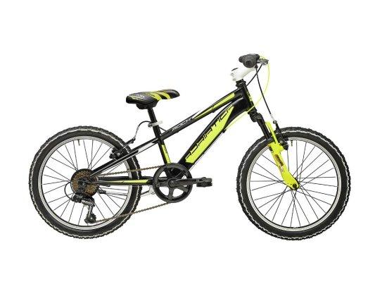 """Adriatica dječji bicikl ROCK 20"""" crno/žuti"""