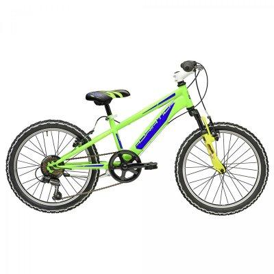 """Adriatica dječiji bicikjl ROCK 20"""" zeleno/plavi"""