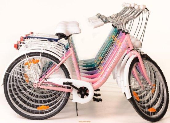 "Neuzer bicikl Balaton 26"" Plus Ljubičasti 18"""