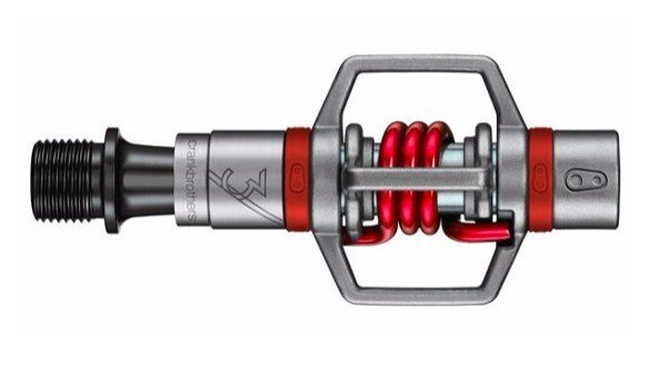 Pedale Crank Brothers EggBeater 3 Red