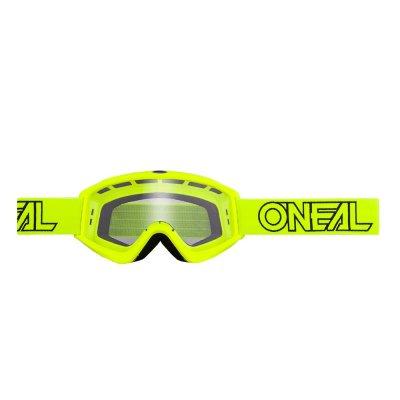 Goggle O'Neal B-Zero II hi-viz