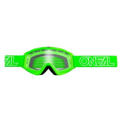 Goggle O'Neal B-Zero II green